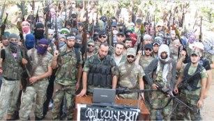 Mujahidin Suriah